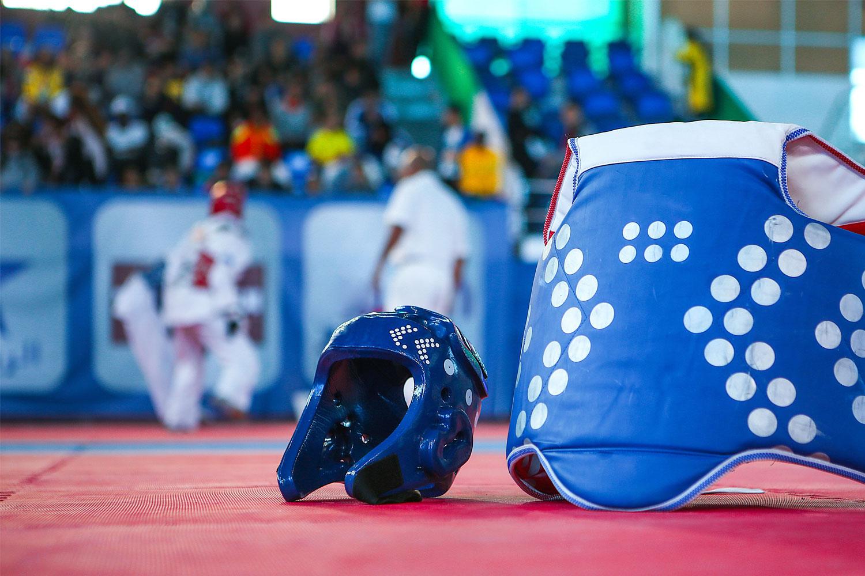 Oscar Salazar First Class Taekwondo